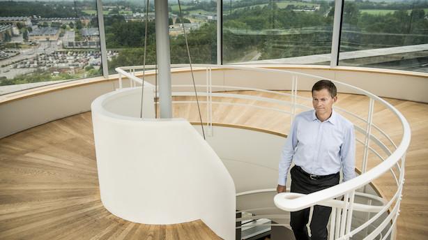 """Danfoss øger toplinjen men mærker global opbremsning: """"Markedsvæksten i andet halvår kan blive negativ i de mest cykliske industrier"""""""