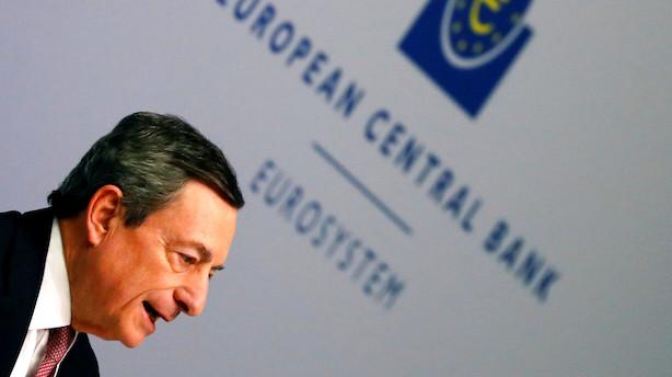 Aktiestatus: Gassen går af Lundbeck og C25 inden vigtigt nyt fra ECB