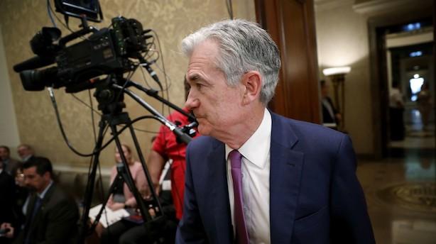 Powell: Vi genoptager køb af obligationer