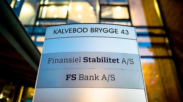 Finansiel Stabilitet sælger 21 landbrugskunder