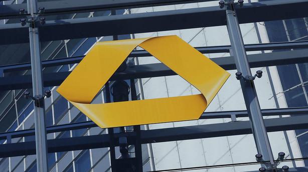 Europæiske aktier: Tyske storbanker skaber lettelse