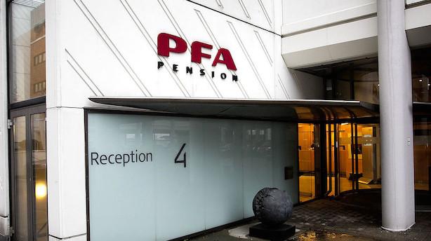 PFA på direktørrov hos Nordea
