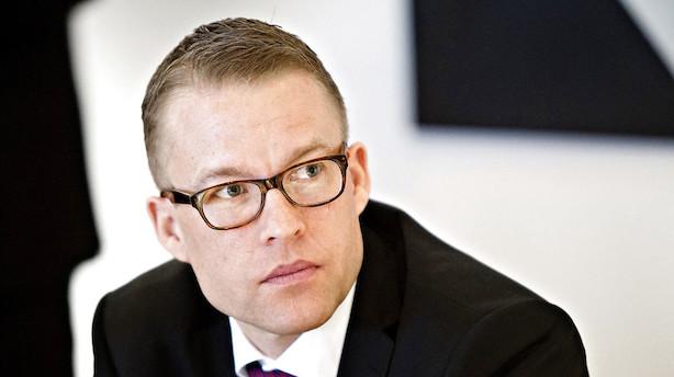 Jakob Riis bliver topchef i Falck