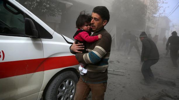 Rusland: USA-angreb på syriske styrker er beklageligt