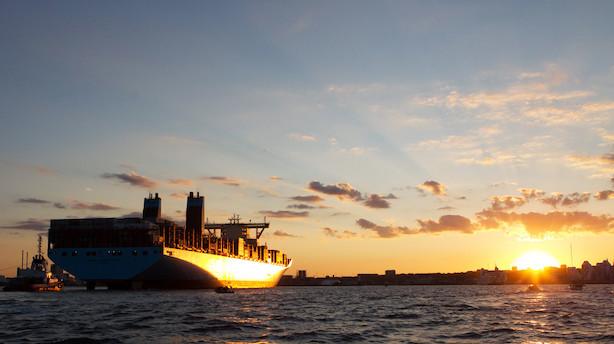 Dansk Industri laver Mærsk-finten: Digitaliserer eksport for milliarder
