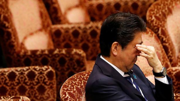 Valuta: Stille start inden Fed-rentemøde trods politisk uro i Japan