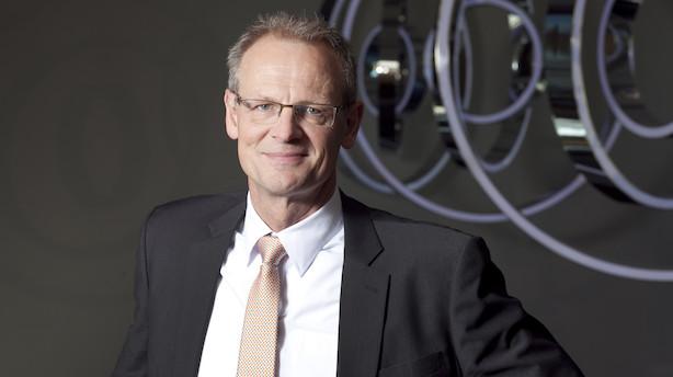 """Sydbank har ingen planer om at deltage i Jyske Banks angreb på Dankortet lige nu: """"Men vi følger udviklingen nøje"""""""