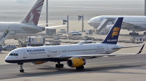 Icelandair dropper igen drøftelser om samarbejde med Wow Air