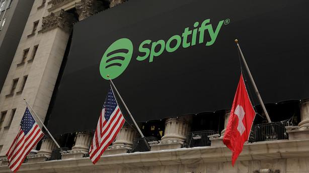 Medie: Apple Music overhaler angiveligt Spotify i USA