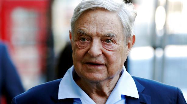 George Soros køber aktiepost i skandaleramt schweizisk kapitalforvalter