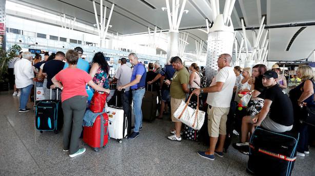 Tyrkisk hotelorganisation: Vi risikerer at gå glip af 700.000 turister efter Thomas Cooks kollaps
