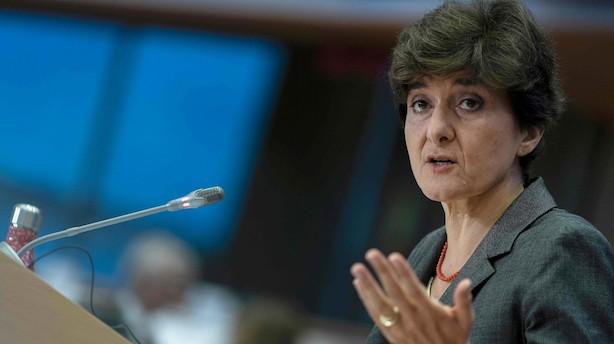 Analyse: Hun er udpeget til toppost i EU - nu kæmper hun for sin politiske fremtid