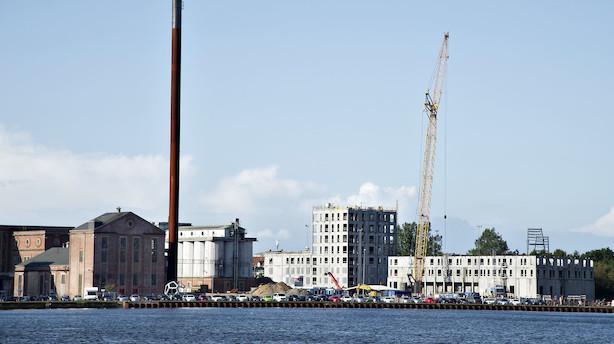 """Byggeriet boomer i """"Nordens Paris"""" – men København halter bagefter"""
