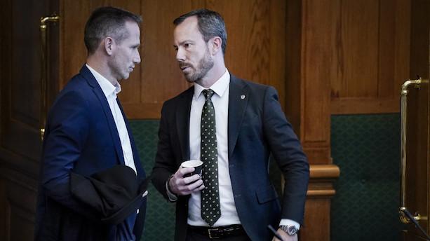 Kristian Jensen vil have bestyrelsespost i idrætsforbund