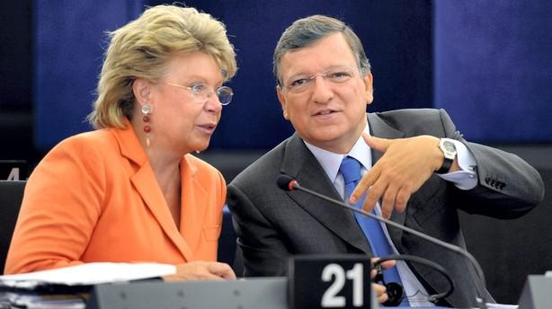 EU opgiver tvungne kvindekvoter i bestyrelser