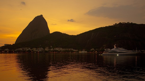 Børsen Jorden Rundt - nu i Brasilien