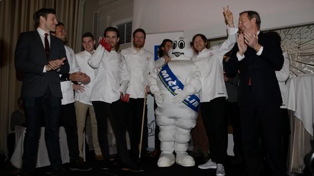 """Så lykkedes det endelig"" - Tre Michelinstjerner til Danmark"