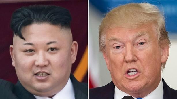 USA/åbning: Bekymring over Nordkorea sender markedet ned