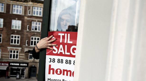 Trods uro: Københavnske ejerlejligheder krydser magisk grænse