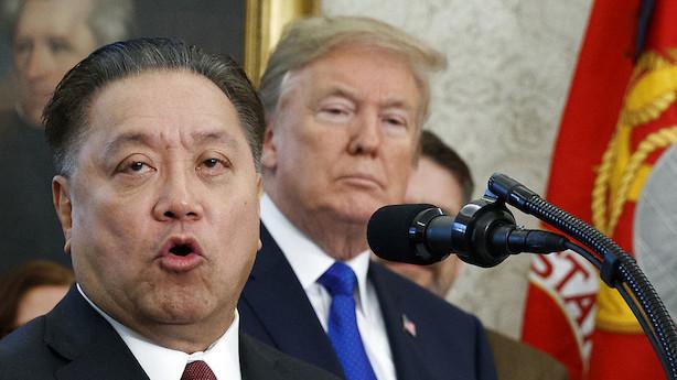 """Dansk ros til Trump efter blokade af gigantisk IT-handel: """"Jeg ville anbefale det samme, hvis jeg var hans rådgiver"""""""