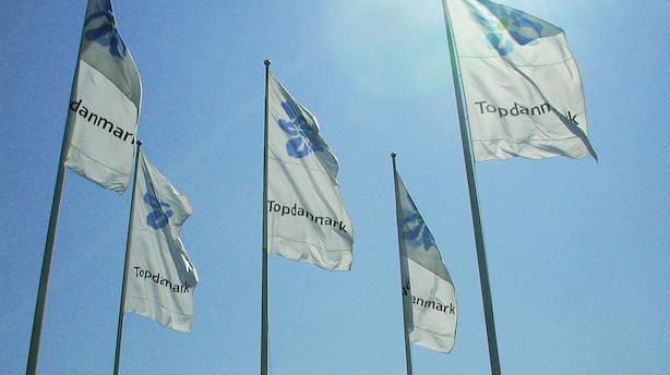 Alm. Brands digitaliseringsdirektør bliver ny direktør i Topdanmark.