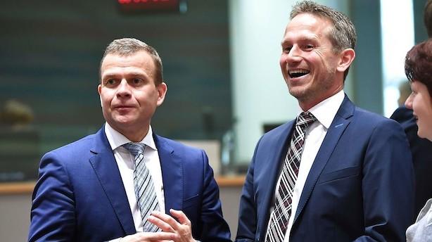Danmark nærmere deltagelse i bankunionen efter europæisk aftale
