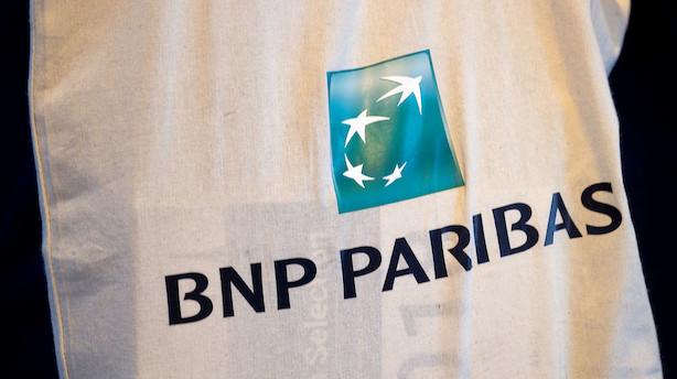 Fransk storbank tjente mere end ventet i tredje kvartal