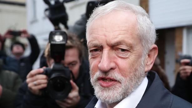 Corbyn vil vælte May onsdag aften: Her er de mulige udfald