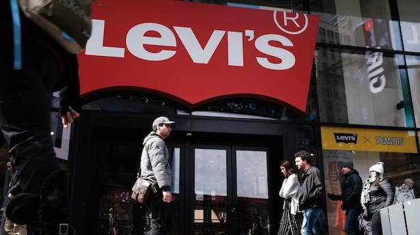 Levis-notering tegner til succes