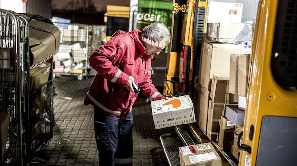 Postnord vil gøre det endnu nemmere at hente pakker