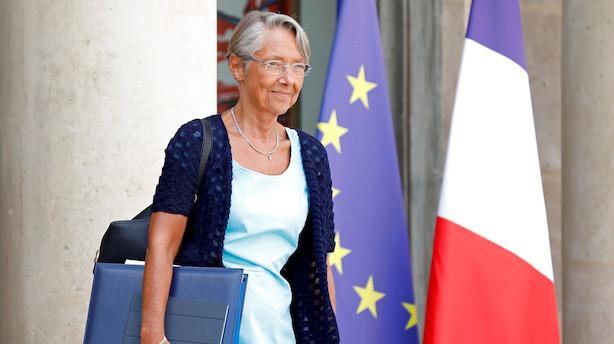 Frankrig vil indføre grønne skatter på flyrejser