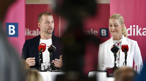 Østergaard kræver hurtig åbning for udenlandsk arbejdskraft