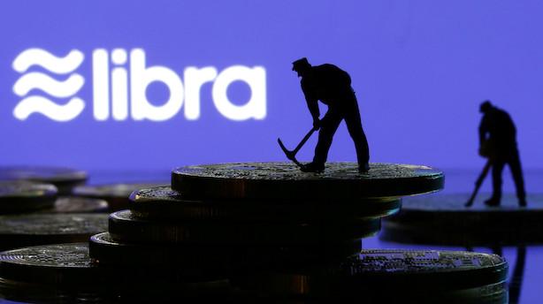 Frankrig vil ikke tillade Facebooks kryptovaluta i Europa