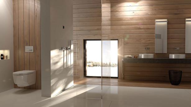 Her er de nye luksustrends på badeværelset i 2020