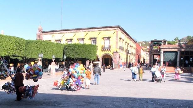 Mexicansk fremskridt svigter de fattigste