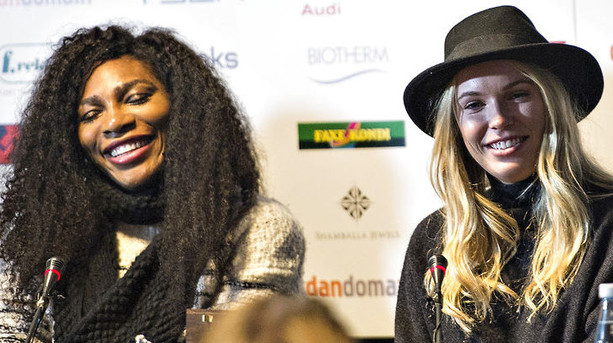 "Serena Williams: ""Wozniacki er verdens bedste"""