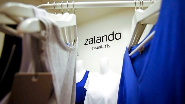 Zalando er politianmeldt for spam