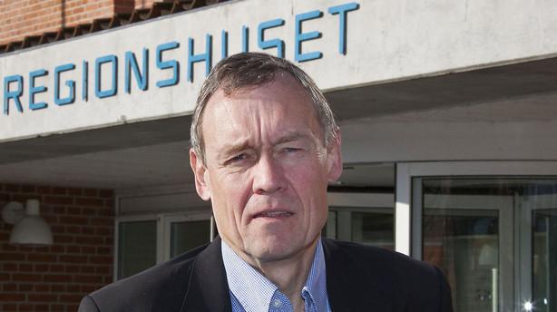 Endnu en direktør færdig i Region Sjælland efter bestikkelsessag