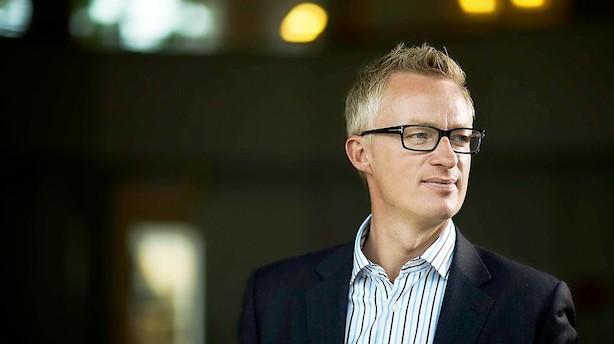 Morten Hübbe: Stærk præmieudvikling i den danske privatforretning