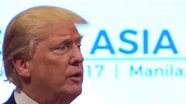 Trump forlader østasiatisk topmøde i utide