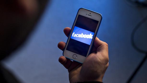 Annoncer på mobilen sender milliardregn over Facebook