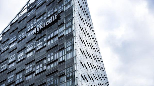 Nykredit vil sælge aktier til ATP efter bankbryllup
