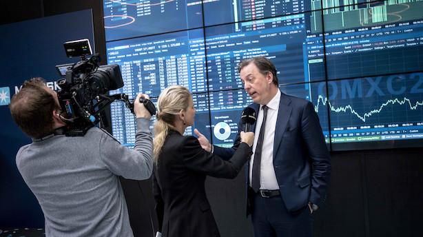 """Maersk Drilling taber omsætning: """"På længere sigt forventer vi stadig forbedrede markedsvilkår"""""""