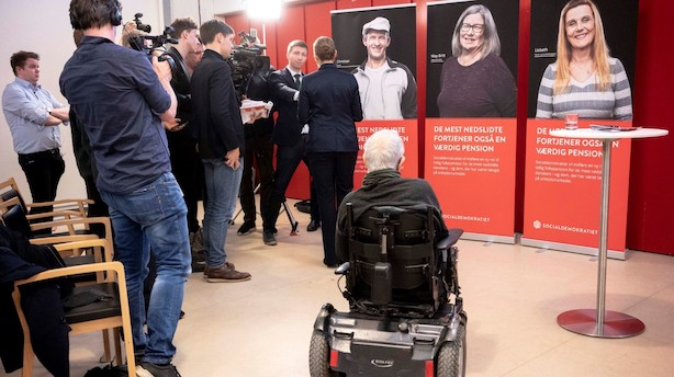 Ny måling: Danskerne er splittet om højere skatter for ekstra velfærd
