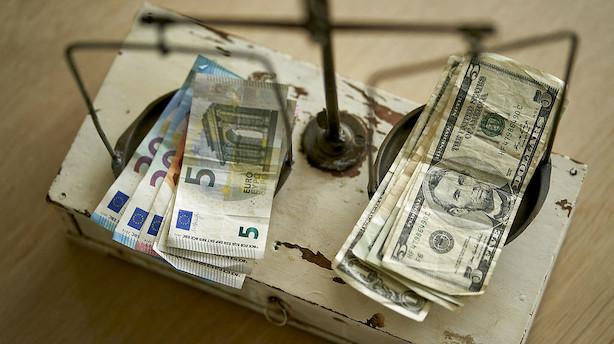 Valuta: Dollar får comeback grundet rentehop