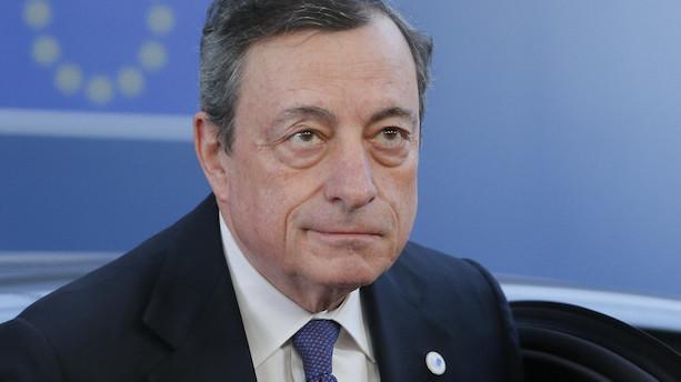 ECB-referat viser stor enighed om at være klar med yderligere stimuli