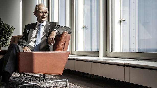 Alm. Brand-topchef udnytter aktieoptioner og henter gevinst