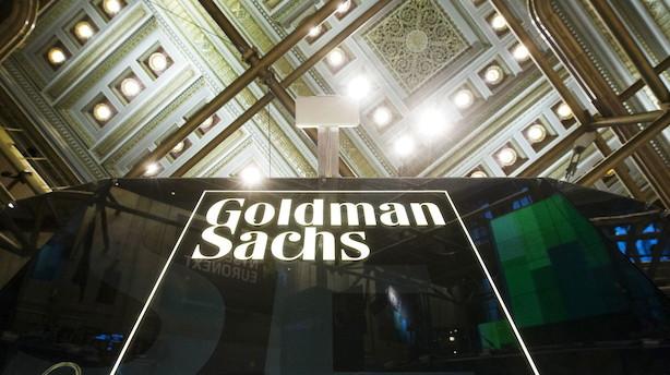 Goldman Sachs-ansat anklaget for insiderhandel
