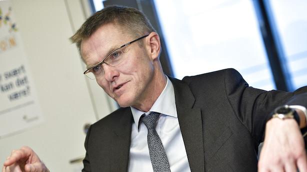 Spar Nord-topchef: Vi har aldrig haft en bedre kreditkvalitet end nu