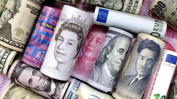 Valuta: Positive vinde inden kinesisk-amerikansk aftale-underskrivelse